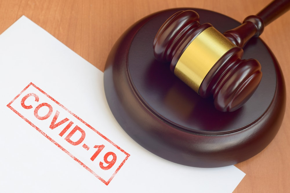 Criminal law and COVID 19