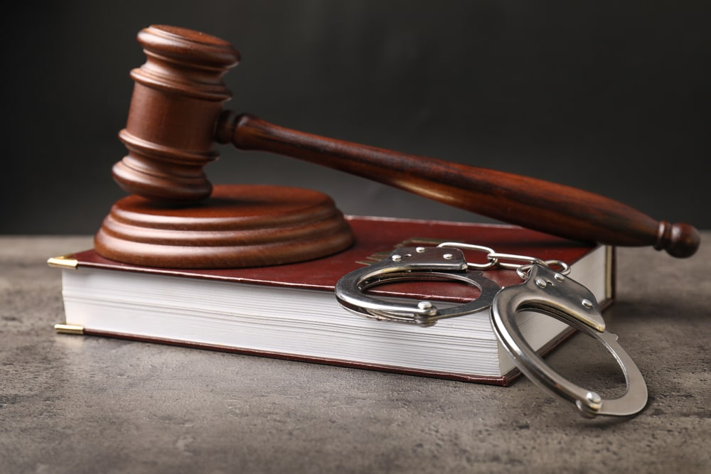 What is the difference between a summary conviction or an indictable offence